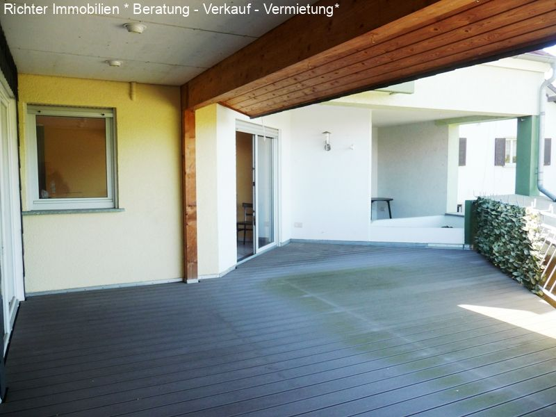 Terrasse WE3 Hinterhaus